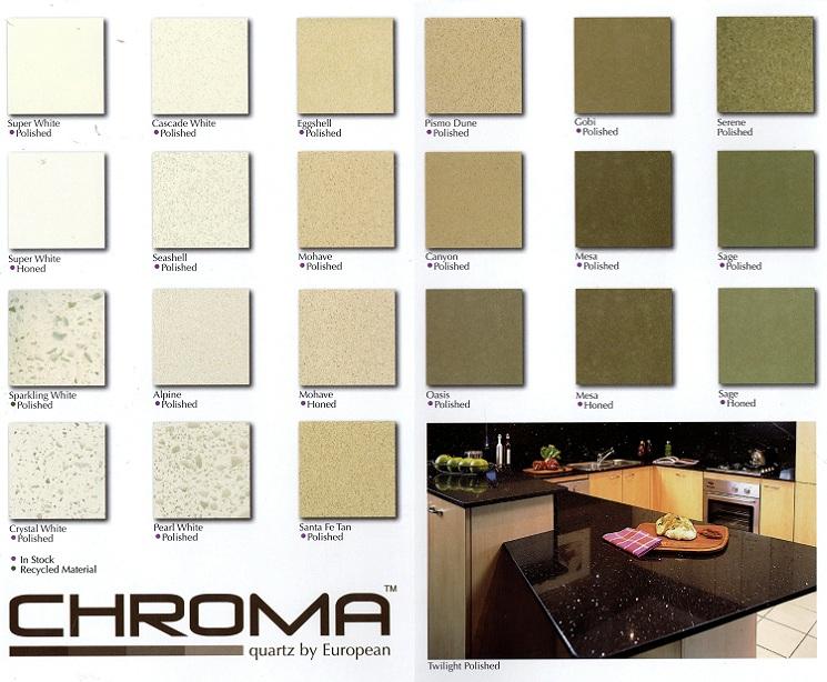 Devine Creations   CHROMA Quartz